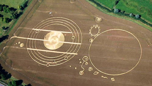 David Wilcock: 2012 e Politica IV: Storia dei Crop Circles (parte 2/2) 6