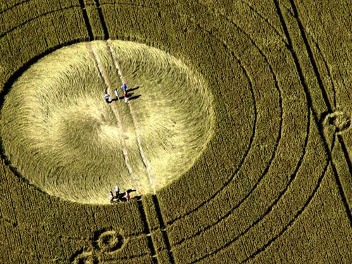 David Wilcock: 2012 e Politica IV: Storia dei Crop Circles (parte 2/2) 2