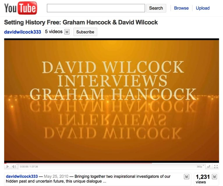 Disclosure: Setting History Free! [Our Best Video Yet!]