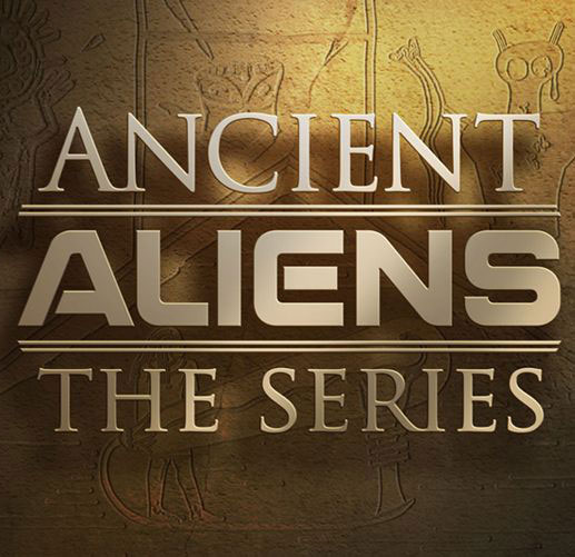 See David on History Channel's 'Ancient Aliens'!