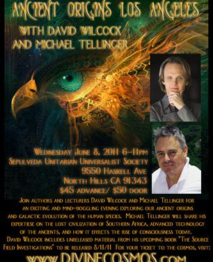 Ancient Origins: Wed. June 8, 2011, 6-11 PM
