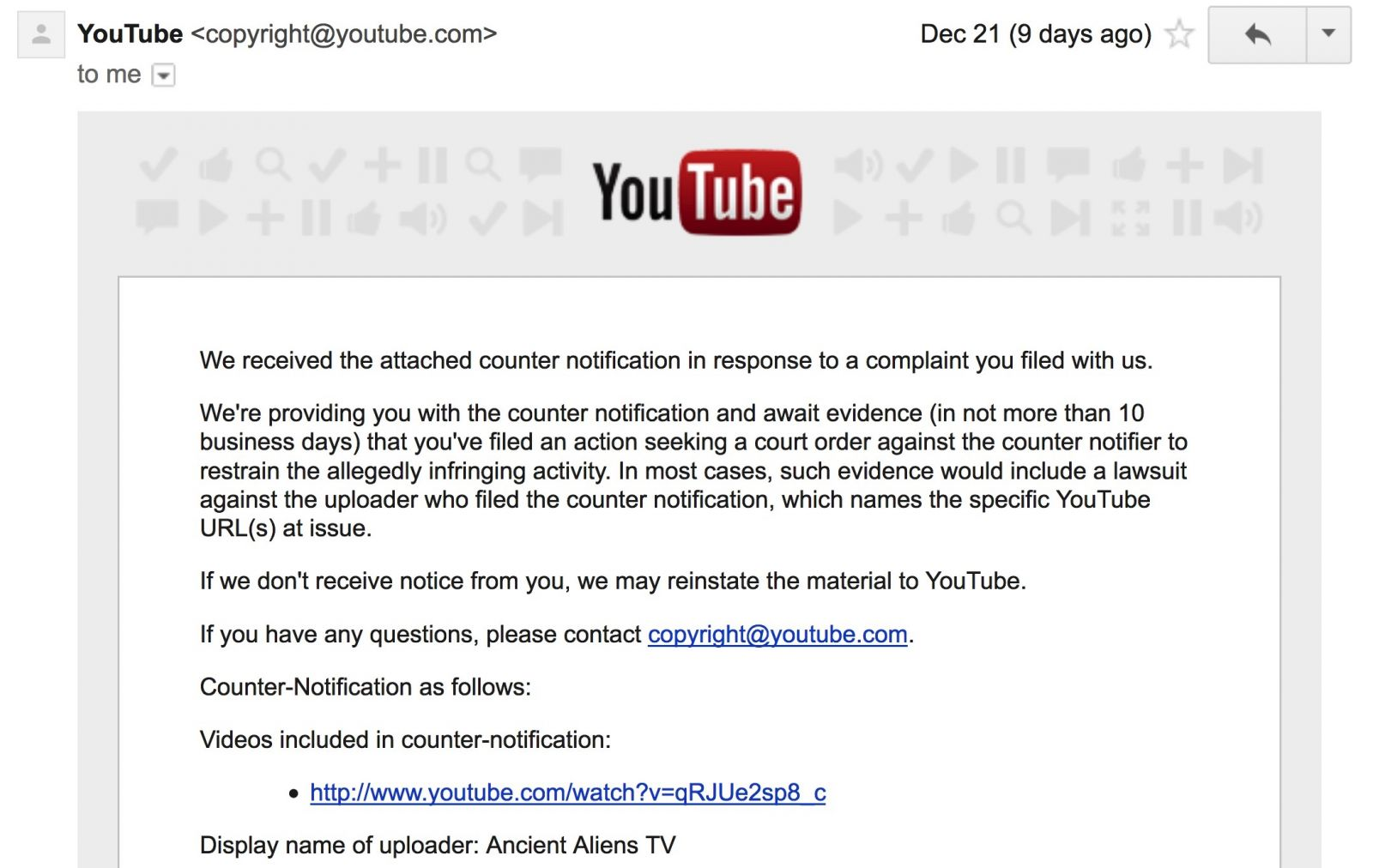 """URGENT: Wilcock\'s YouTube Channel """"Permanently Disabled"""" Due to Fake ..."""